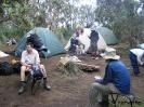 Az első tábor