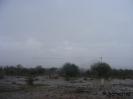 Ömlik az eső a száraz évszakban