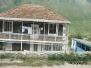 Lakóház a Csegem-völgyben